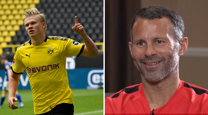 Man United Legend Ryan Giggs Names The Three Best Young Players In World Football Sportbible